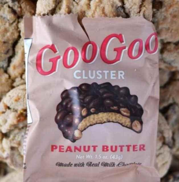 Goo goo cookies