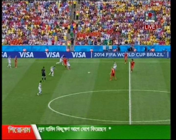 FIFA world cup Brazil 2014 live on BTV and Ariana tv | BESTSATINFO