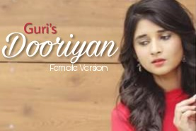 Dooriyan (Female Version) Lyrics - Guri's Hit punjabi song Dooriyan's Female Version in the voice of Tanya Ft.  Guri, composed by Ranjit while lyrics is penned by Raj Fatehpuria.
