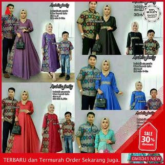 GMS341 NLBTK343C56 Couple Batik Mega Mendung Biru Dropship SK1405868084