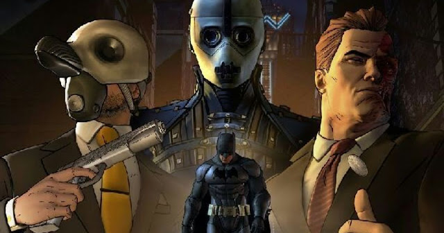 Batman - The Telltale Series EP 1 gratuito nos iOS