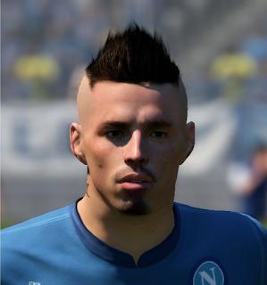 FIFA 18 Mega Facepack by KeProFIFA ( Hamsik )