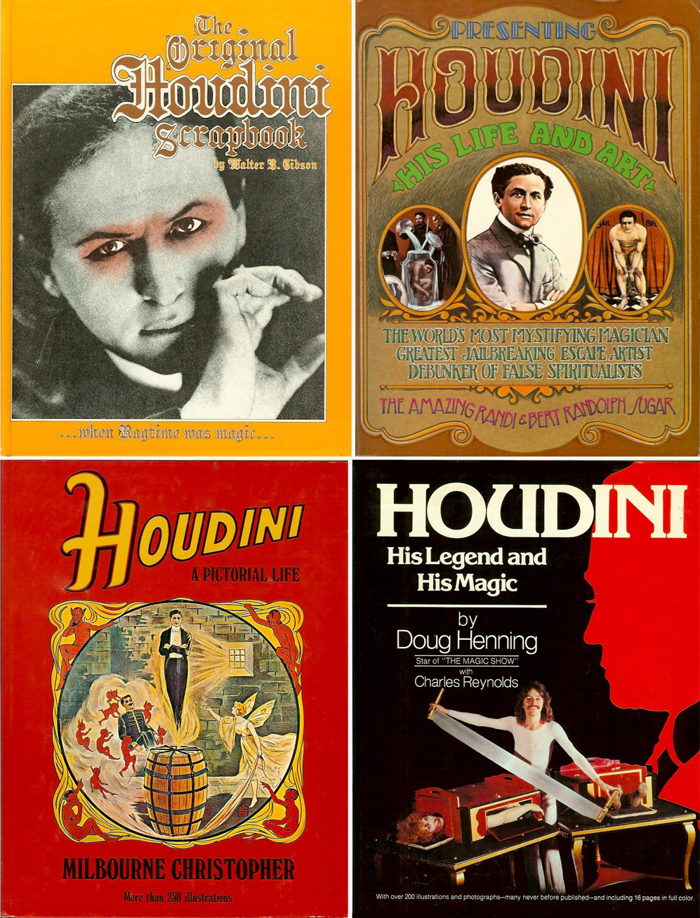 Image result for randi book  houdini