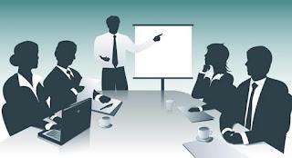 chief executive officer atau biasa disingkat CEO Cara Melakukan Presentasi Dengan Baik
