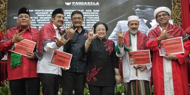 Megawati Sebut Jokowi Adalah Barang Lama