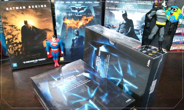 Cinema, Concurso Cultural, Batman, DC Comics, Terra de Nerd