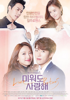 Sinopsis Drama Korea Hate to Love Yoy Episode 1 - Terakhir