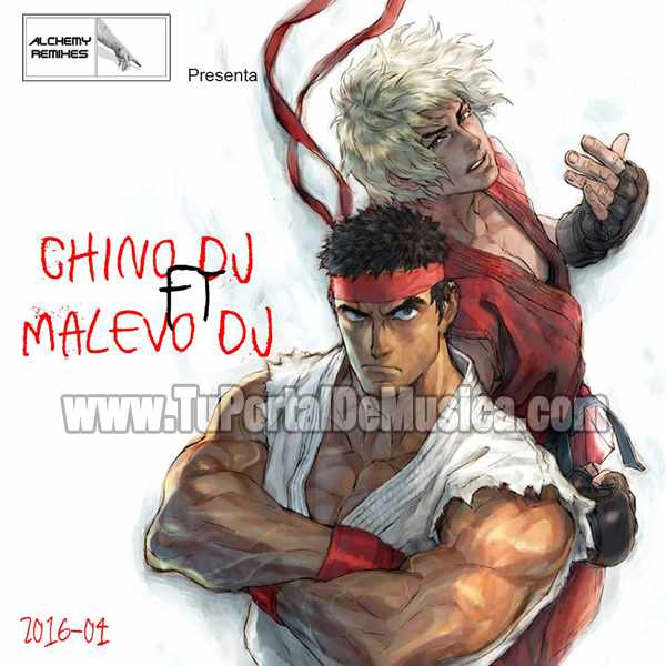 Chino Dj Ft. Malevo Dj Vol. 4 (2016)