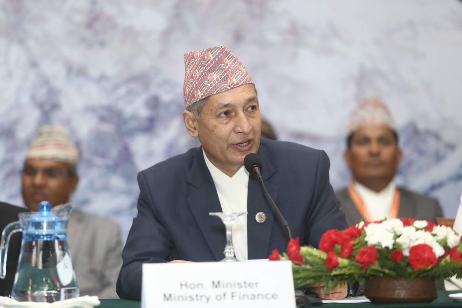 Nepal's Full Budget Speech 2076/77