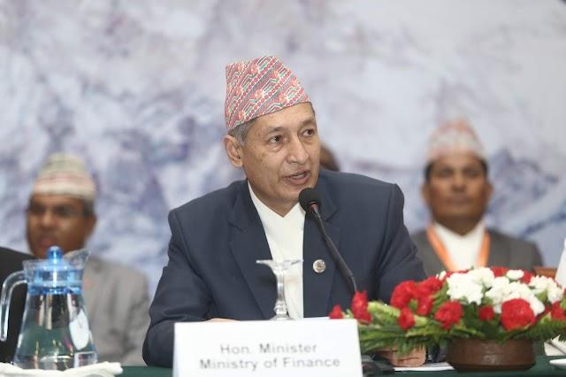 Nepal's Budget Speech 2076/77