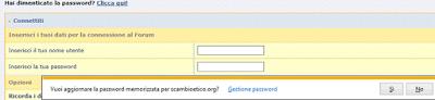 Come cancellare le password dai browser, metodo universale