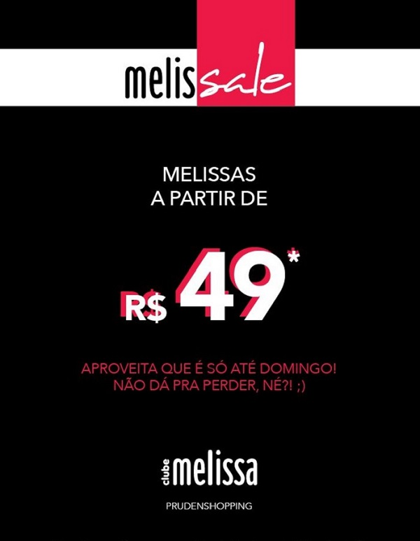 Clube Melissa do Prudenshopping
