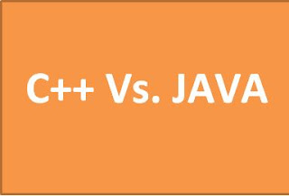 Differences between cpp and java