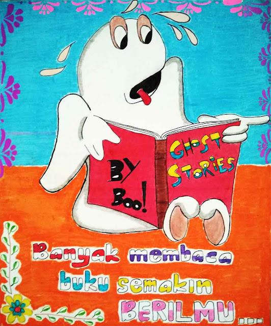contoh-poster-pendidikan-membaca-buku