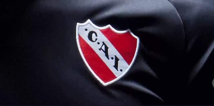 Independiente usará una camiseta negra en su partido por Copa Sudamericana
