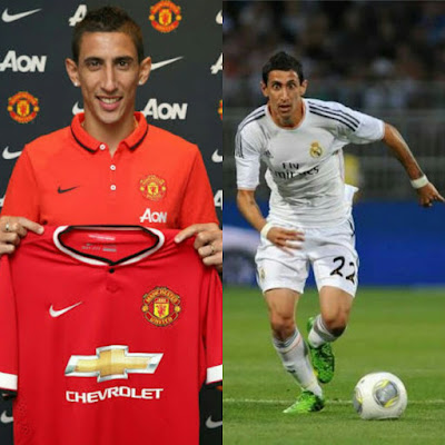 Photos of Angel Di Maria