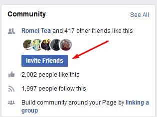 Cara Undang Semua Teman Sekaligus Otomatis Like Fanspage Facebook