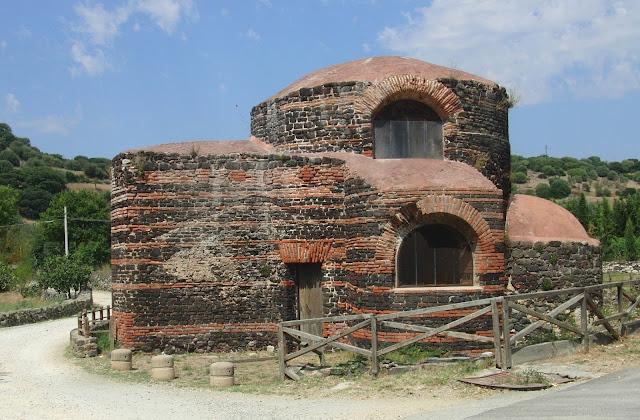 Esglèsia bizantina de Santa Maria de Bubalis