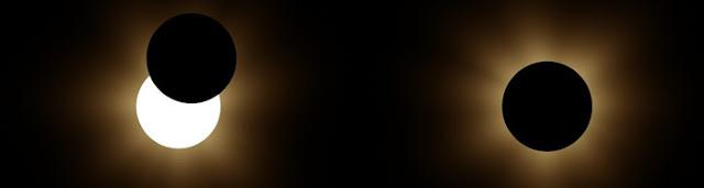 eclipse solar total - 21 de agosto de 2017