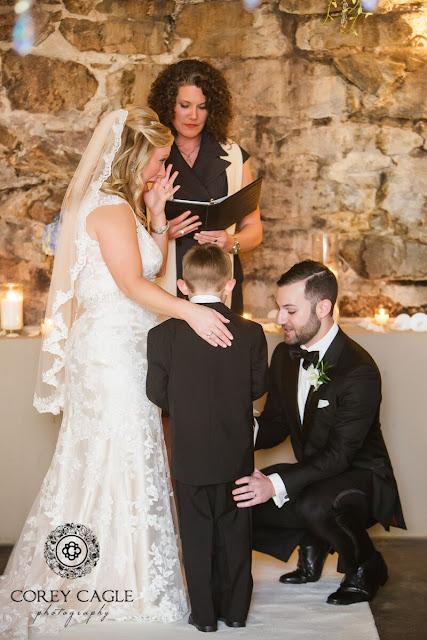 Wedding Ceremony   Corey Cagle Photography