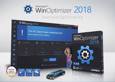 تحميل برنامج Ashampoo WinOptimizer
