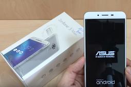Cara Hard Reset ASUS Zenfone 3 Max ZC553KL Factory Reset