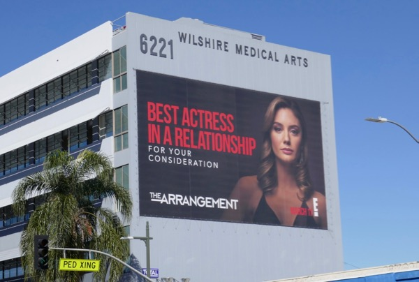 Arrangement season 2 billboard