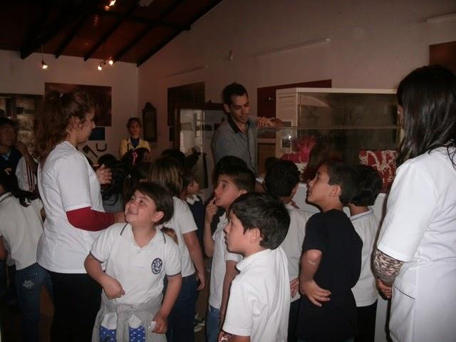 Ichoalay, Visitas, Escuelas