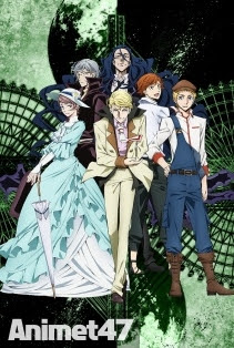 Bungou Stray Dogs SS2 -  2016 Poster