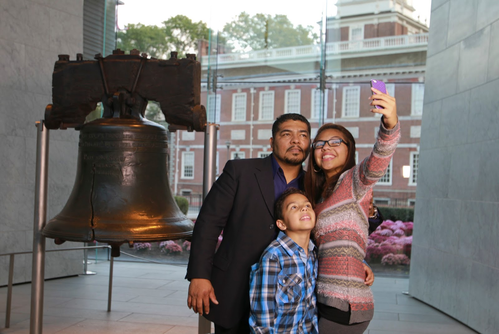 Visit Philly's New Americans Tour