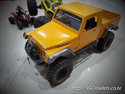 jeep - Boolean21's AEV Jeep Brute 1/10 scratch build - Page 4 20161009_213902