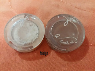 Etude House Look at My Eyes Pearl Shadow Base dan Look at My Eyes Cafe BR 407