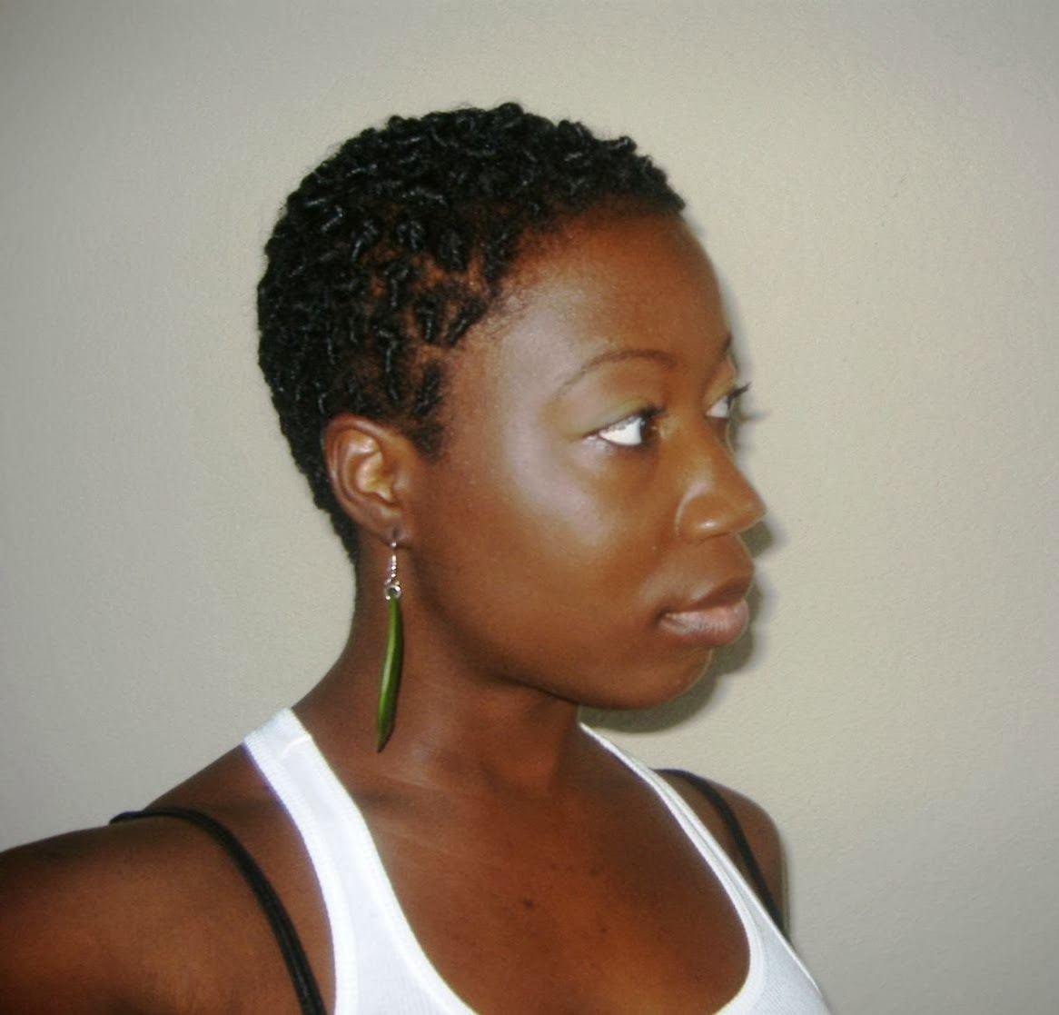 Fine Natural Hair Protective Styles