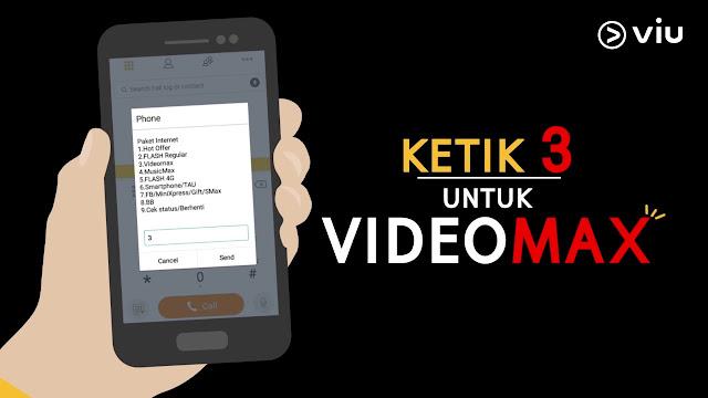 Cara Ubah Kuota Videomax jadi Kuota Internet 4G Telkomsel Ihsan Magazine