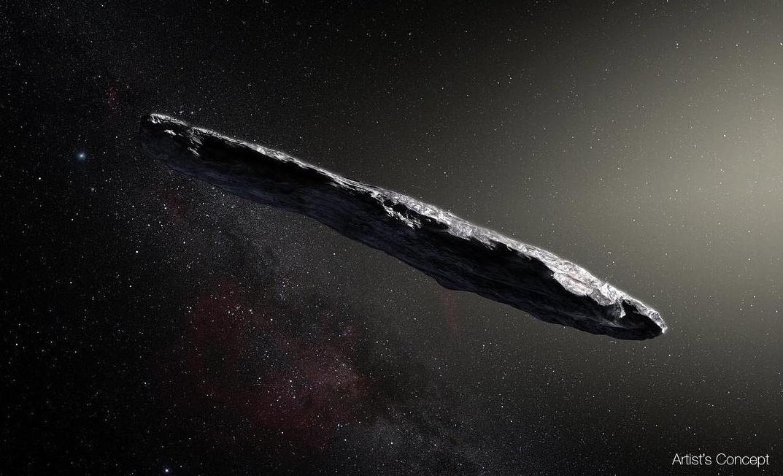 Astronave Aliena camuffata da Asteroide: Foto Instagram NASA crea scompiglio in rete