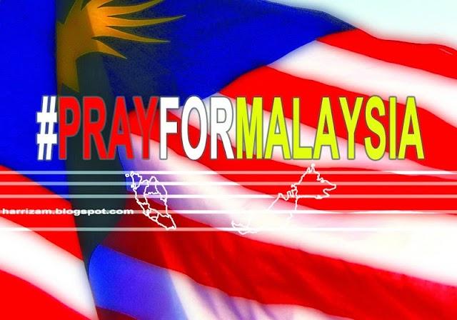 Pray For Malaysia!!