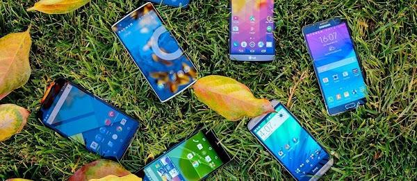 Negara - Negara Pembuat Smartphone Terbaik di Dunia