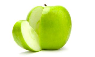 gambar apel hijau