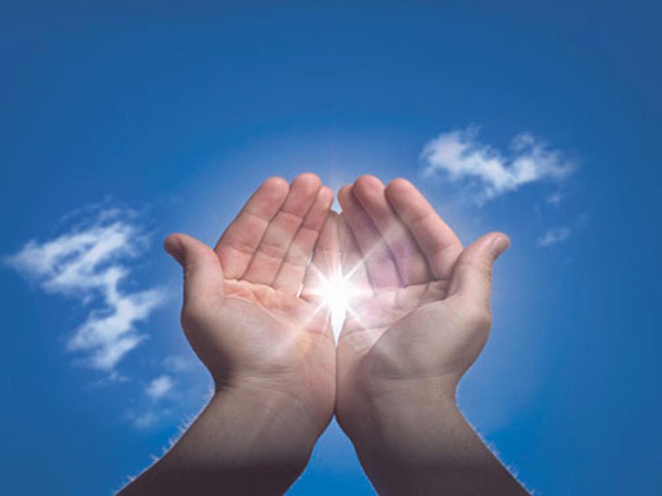 Buscando Mi Propia Voz: Como Dos Manos En Oración