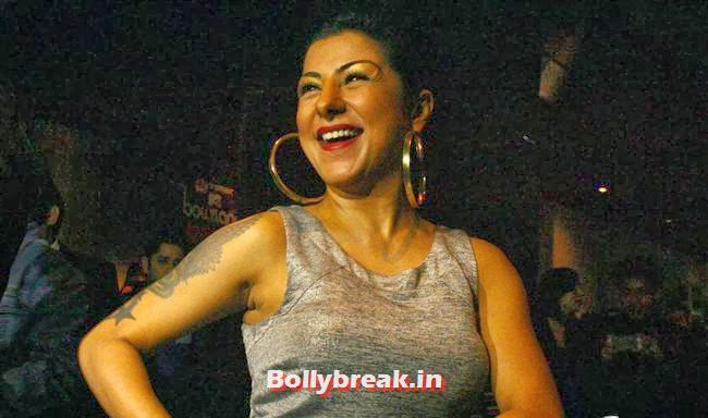 Hard Kaur at MTV Bollyland Music Festival Press conference and preview