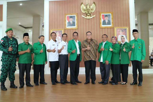 Pemkab Muba Siap Sukseskan LKKD DPC PPP