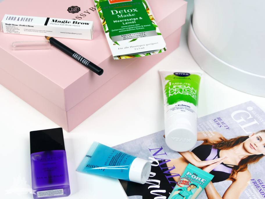 Glossybox Namaste Beauty Edition Januar 2018 Österreich Unboxing