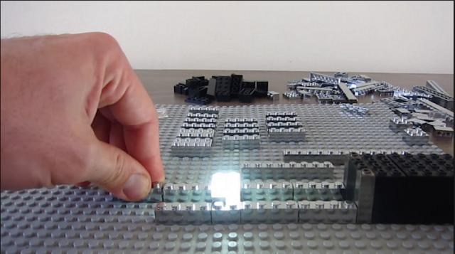 Lego Compatible Wireless Edifice Blocks Amongst Built-In Sensors, Ble, Leds Too Motors!