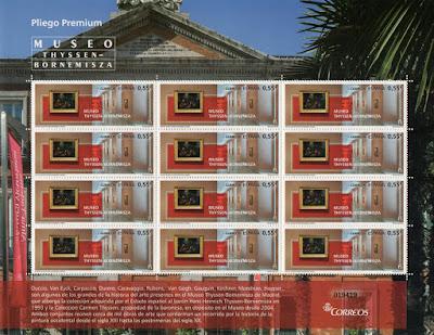 Pliego Premium del Museo Thyssen-Bornemisza
