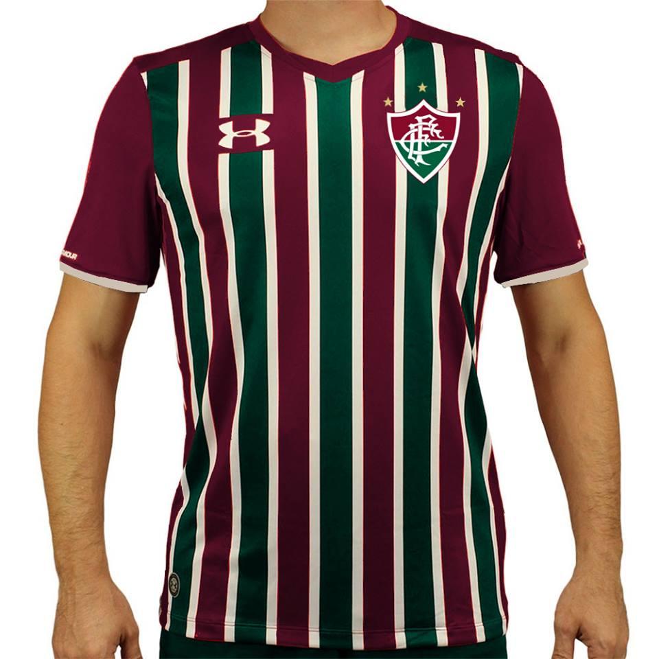 d5c677f25f9aa Vazou a camisa TRICOLOR OFICIAL do Fluminense de 2019 ! - FLUNOMENO
