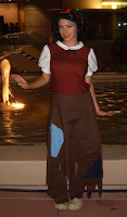 Snow White's Peasant Dress by Crissy
