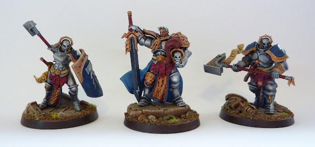 Steelheart's Champions for Warhammer Underworlds: Shadespire