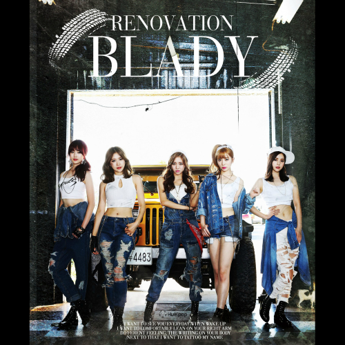 BLADY – Renovation – EP (ITUNES MATCH AAC M4A)