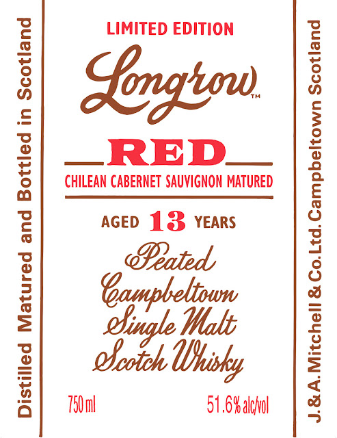 Longrow Red 13 Chilean Cabernet Sauvignon