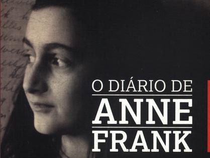 [Resenha] O diário de Anne Frank - Anne Frank